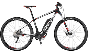 Electric bikes rental in the Alps